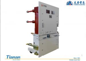 China Indoor Solid - Closure High Voltage Vacuum Circuit Breaker 40.5kv Handcart  - Type supplier