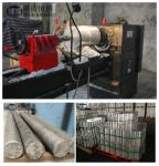 Magnesium rare earth Alloy cast Billet add Gd Nd Y Sc  Zr Zn