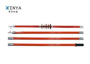 China Fiberglass Insulated Telescopic Operating Rod Hot Stick Link Stick on sale