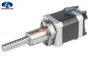 China Linear Stepper Motor 1204 1210 Bipolar Stepper Motor , Linear Drive Motor With Integrated Driver on sale