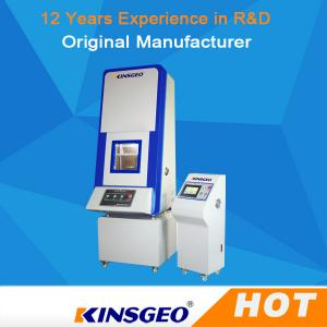 China 300kg 800*800*1830mm Lithium Ion Comprehensive Battery Testing Equipment With Hydraulic Drive on sale