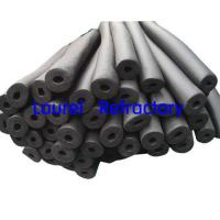 China High Density Plastic Rubber Foam Pipe Insulation Sound Absorption Fireproof on sale