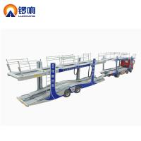 China 15m Small size car trailers cargo Car Carrier Transport Semi Trailer on sale