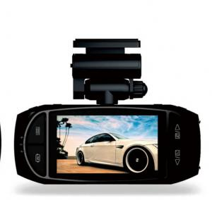 China ambarella a7 chipset 1080p Car DVR Camera black box with GPS /WIFI on sale