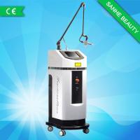 China RF Tube Wrinkle Remove Co2 Fractional Laser Machine For Skin Resurfacing 10600nm on sale