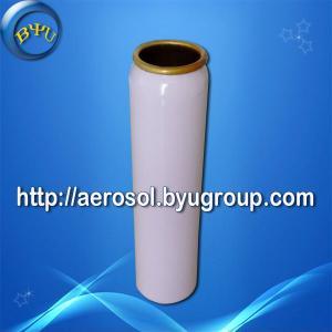 China aerosol aluminium can on sale
