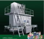 無菌カートンの詰物およびパッキング機械