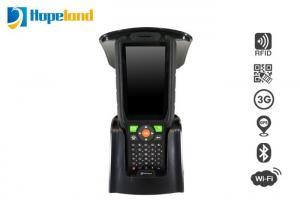 China 0-30dBm Transmitting Power Handheld UHF RFID Reader With Impinj R2000 RFID Chips on sale