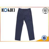 Durable Personalized Custom Pants / Comfortable Mens Linen Trousers