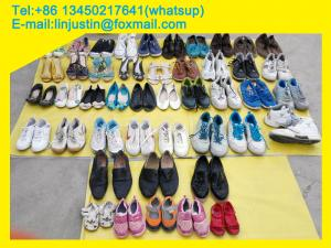 China Wholesale Cheap Price Of Used Shoes Second Hands Shoes-China Shoes on sale