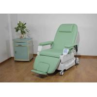 China Electric Hemodialysis Bed With Patient Scaling System , Medical Treatment Table on sale