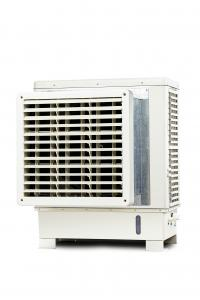 China Large scale movable evaporative air cooler/ KEYE ZC-60K evaporative window air conditioner lowest voice on sale