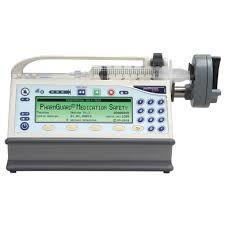 China Medical Syringe Infusion Pump HD LCD Display 1ml/H-5 Ml/H KVO Speed on sale