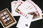 cartões plásticos do cartão/de jogo/cartões de jogo plásticos