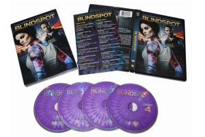 Blindspot Season 3 DVD Movie TV Show Crime Mystery Drama