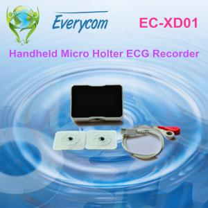China Hand Held Portable Ecg Monitor Pocket For Home , ECG Portable Device on sale