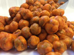 China King Beans Spicy Chickpea Snack?Microelements Contained Low - Fat Kosher Products on sale