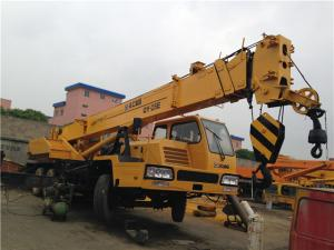 China Used 25T XCMG Crane QY25E on sale