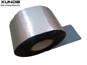 China High Tack PE Coated Aluminium Foil Butyl Rubber Tape For Roofing , strong Adhesion on sale