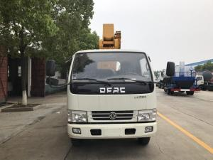 China 2017s new design 12-18m telescopic boom aerial platform truck for sale, HOT SALE!  CLW telescopic overhead working truck on sale