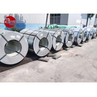 Hot Dipped Cold Rolled Aluminium Zinc Coated Steel 600 - 1500mm Width