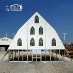 Permanent Marquee Church Tents Outdoor Gospel Tent for Sale Revival