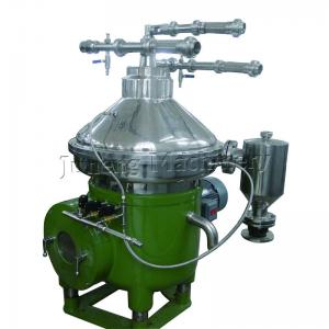 China Oil Water Three Phase Conical Disc Centrifuge Separator , Centrifugal Water Separator on sale