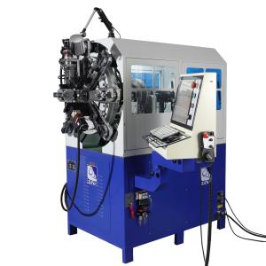 Quality Wire Diameter 2.5mm Twelve Axes Cam-Less CNC Spring Rotating Machine for sale