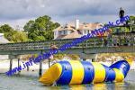 L'eau gonflable d'été chaud joue/la tache saut d'Aqua avec la bâche de PVC de 0.9mm
