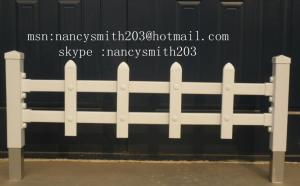 China Traditional Picket/White Vinyl Garden Fence on sale