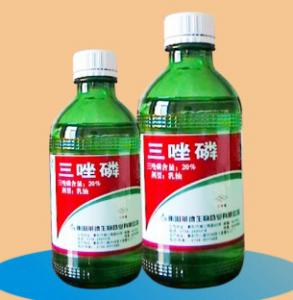 China Triazophos 20% EC Broad - Spectrum Insecticide with Contact and Stomach Action on sale