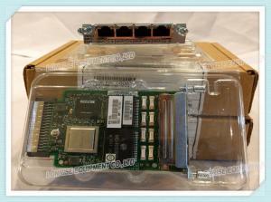 Cisco VWIC3-4MFT-T1/E1 Network Module Voice / WAN Interface
