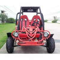 150cc Go Kart Buggy Rear Shock Automatic Dune Buggy Electric Double / Single A- Arm