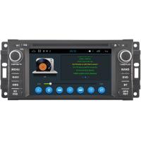 China Double Din Car Multimedia Navigation System Jeep Compass Radio 2009+ CE FCC Certification on sale