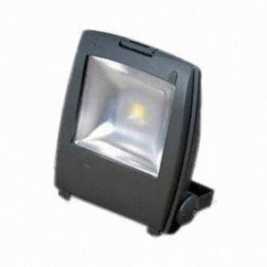 China Ce & RoHs approval IP65 / 10W / bridgeLux 45 mils, 9 pieces high power LEDs floodlighting on sale