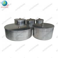 IEC60335 Test Pans/Vessel for Induction Hob Element for Electromagnetic Oven Test