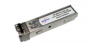 China Network Transceiver Gigabit Ethernet CWDM SFP Module Compatible Cisco / Huawei on sale