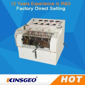 China HP 90W Leather Testing Machine Dynamic Waterproof Tester KJ-2082 on sale