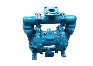 China Air Operated Pneumatic Diaphragm Pump 5m Suction Height Simple Structure on sale