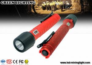 China 18650 Li ion battery Explosion Proof Led Flashlight Cree bulb rechargeable lighting on sale