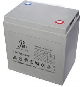 China Valve Regulated Electric Vehicle Lead Acid Battery 12V 50Ah With High Safe Energy on sale