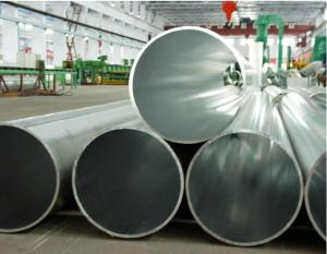 China UNS S21800 Nitronic 60 Pipe Hydrogen Annealing Treatment For Liquefied Gas Production on sale