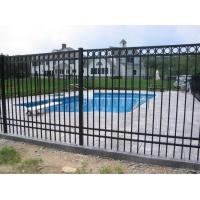 China 1.8mx2.4m Heavy duty commercial garrison fencing for Australia on sale