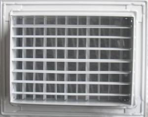 China ZS-DF egg crate air grille on sale