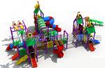 Скольжение воды детей оборудования игры воды для парка атракционов воды