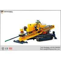 Horizontal Directional Drilling Machine with Hydraulic System 990T Rated Pulling Capacity