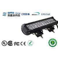China 72Watt 12V Cree LED Light Bars , Vehicle IP67 6000k 12inch Led Car Light on sale