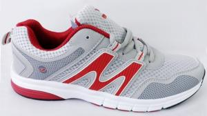 China Customized  PU Mesh Athletic Sketcher Sports Shoes For Women / Children on sale