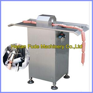 China sausage Clipping machine, sausage casing twisting machine,sausage tying machine on sale
