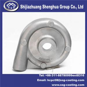China Investment Casting Pump Parts Centrifugal Pump on sale